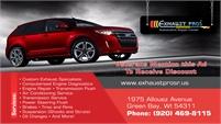Exhaust Pros Automotive Repair Center