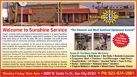 Sunshine Service, Inc.