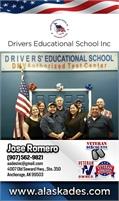 Drivers Educational School Inc