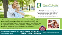 Bristol Hospice of Stockton, LLC