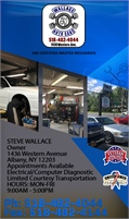 Wallace Auto Care