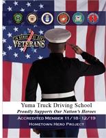Yuma Truck Driving School
