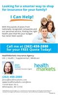 HealthMarkets Insurance Agency - Jean Linos