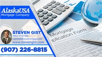 Alaska Usa Mortgage Company - Steven Gist