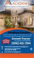 Academy Mortgage Corporation - Emmett Traynor