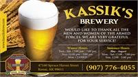 Kassik's Brewery