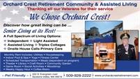 Orchard Crest Retirement Community