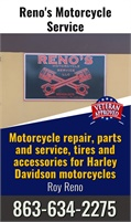 Reno's Motorcycle Service
