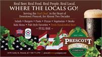 Prescott Brewing Company Inc