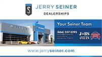Jerry Seiner Dealerships