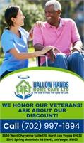 Hallow Hands Home Care, Ltd
