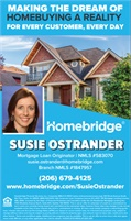 HomeBridge Financial Services, Inc.- Susie Ostrander