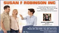 Susan F Robinson Inc