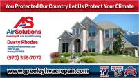 Air Solutions Heating & Air Conditioning, LLC