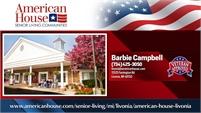 American House Livonia