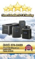 Cinco Estrellas A/C & Heating