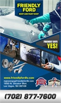 Friendly Ford Body And Paint Shop