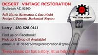 Desert Vintage Restoration, LLC