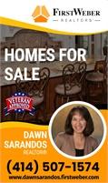 First Weber, Inc. - Dawn Sarandos