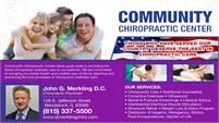 Community Chiropractic Center Woodstock SC