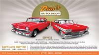 Dan's Auto Body - Matt Brown