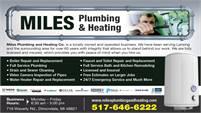 Miles Plumbing & Heating