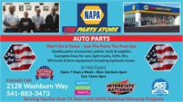 NAPA Auto Parts - Cascade Automotive, Inc.