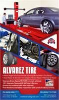 Alvarez Tire