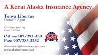 A Kenai Alaska Insurance Agency - Tonya Libertus