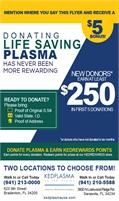 Ked Plasma Center