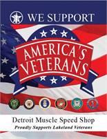Detroit Muscle Speed Shop