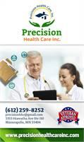 Precision Healthcare Inc