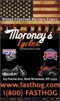 Moroney's Cycles