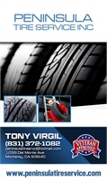 Peninsula Tire Service Inc