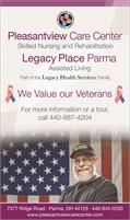 Legacy Place Parma & Pleasant View Care Center