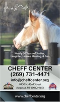 Cheff Therapeutic Riding Center