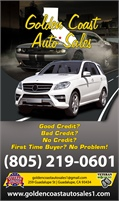 Golden Coast Auto Sales