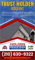 Holden Roofing Inc. - San Antonio