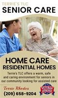 Terrie's TLC Senior Care
