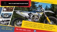 Bill's Motorcycles Plus
