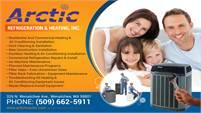Arctic Refrigeration & Heating, Inc.