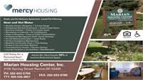 Marian Housing Center
