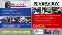 Hancock Tire & Auto - Riverview Tire & Auto