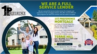 1st Preference Mortgage Corp. - Terrie Hill