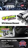 B & D Exhaust Warehouse