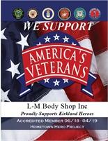 L-M Body Shop Inc