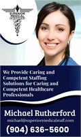 Superior Medical Staffing Services