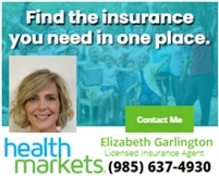 HealthMarkets Insurance - Elizabeth Garlington