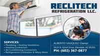 Reclitech Refrigeration, LLC