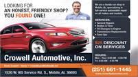 Crowell Automotive